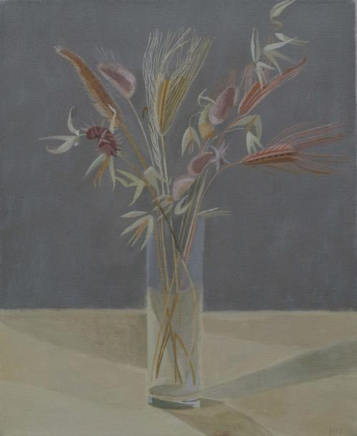 Ostuni Grasses 2019 Oil on Canvas 33x40cm